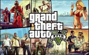 GTA V online, Grand Theft Auto V