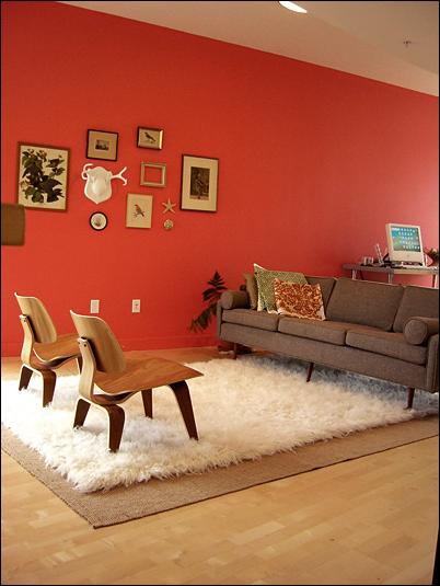 Mid Century Modern Design Ideas: Mid-Century Modern Living Room Design Ideas