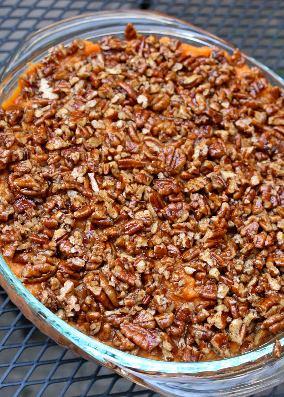 CupcakesOMG!: Paleo Sweet Potato Casserole (and the Rest ...
