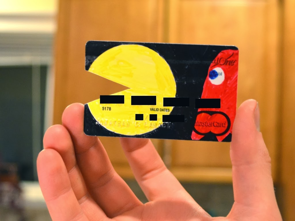 awesome credit card designs