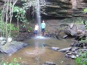 Cachoeira da Capa de Marimbondo