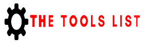 The Tools List
