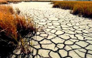 Sequía en imagen