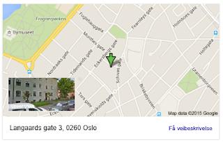https://www.google.no/maps/place/Langaards+gate+3,+0260+Oslo/data=!4m2!3m1!1s0x46416dd10a933167:0x5e41e79a5715a8ff?sa=X&ved=0ahUKEwiJk6Tn5aPJAhXGjiwKHZ3LBS4Q8gEIGzAA