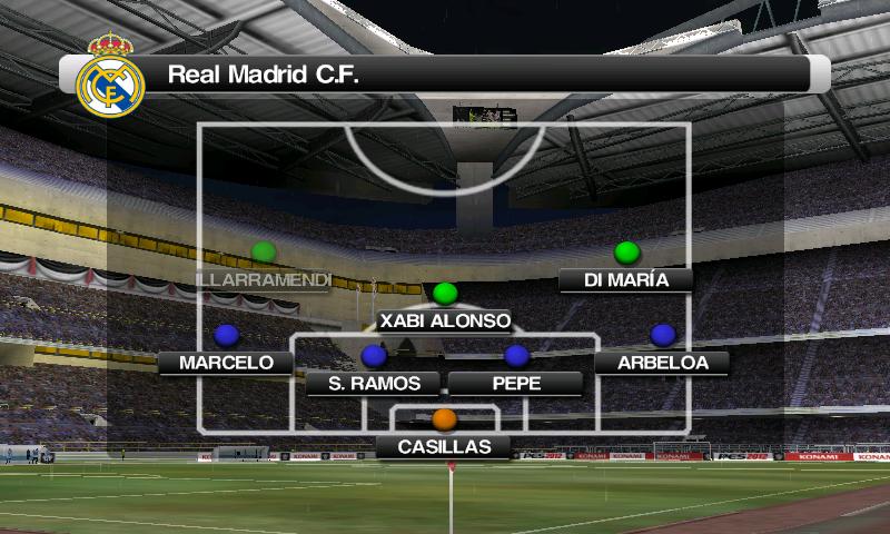 Pes 2015 игра на андроид Evolution Soccer