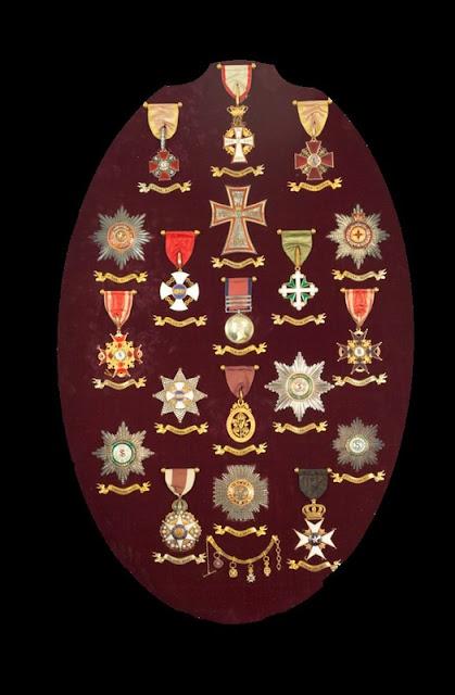 Sir Roderick Murchison's Medals