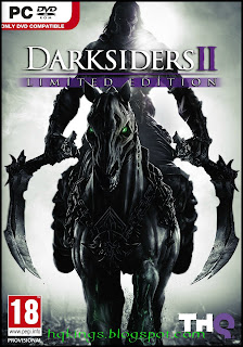 Darksiders II pc game free download direct link