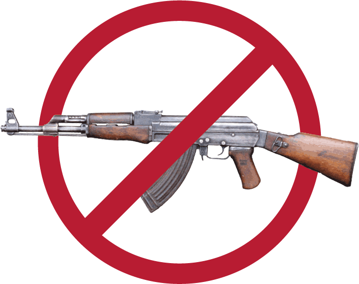 Executive Order 13662: Obama Bans AK-47s
