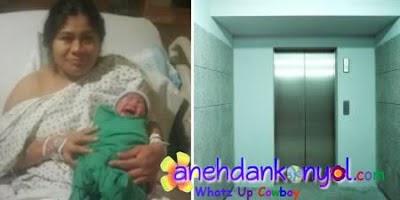 Bayi Aneh Terlahir Ke Dunia