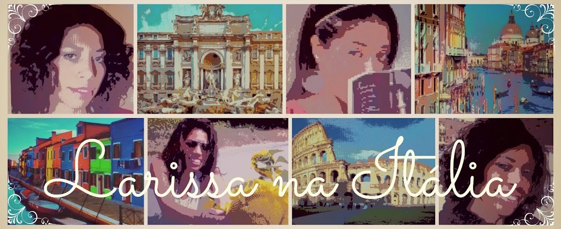 Larissa na Itália