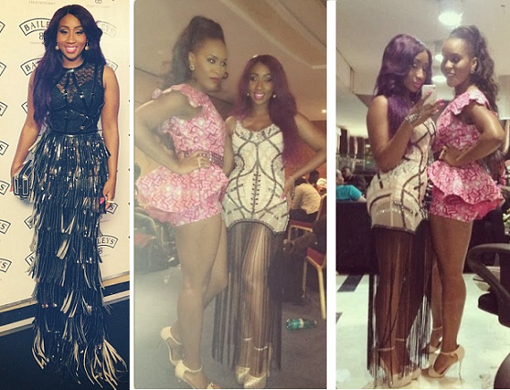 See What  Victoria Kimani & Emma Nyra wore  to The Sisters With Soul Concert Last Night