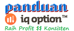 Panduan Trading IQ Option
