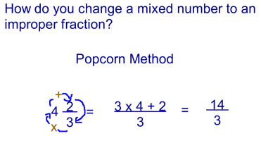 J. Nash - 7th Grade PreAP Math: Multiplying Mixed Numbers