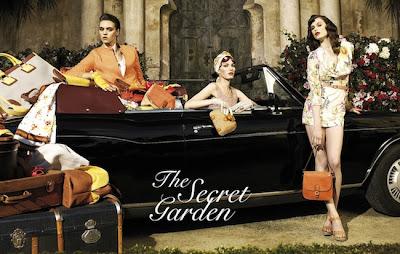 Campaña Uterque primavera - verano 2012