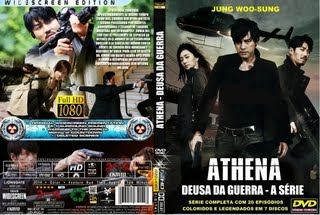 ATHENA - DEUSA DA GUERRA - SÉRIE COMPLETA