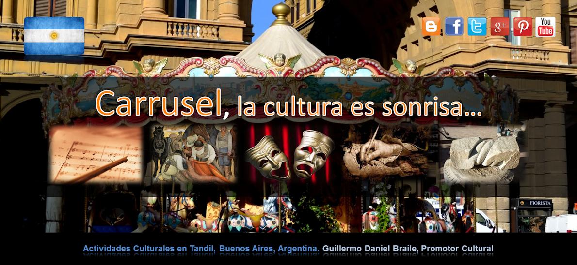 Carrusel. la cultura es sonrisa