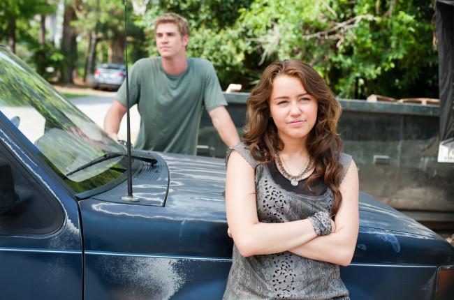 Miley Cyrus Liam Hemsworth Last Song