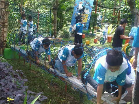 Kebun Kopi Banaran di Kampung Kopi Banaran