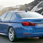 2017 BMW 5 Series Sedan Specs Price Changes