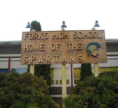 L'après Twilight  'Twilight' Tourisme-7 Places Impressionnantes à visiter Real-Life Forks, Washington
