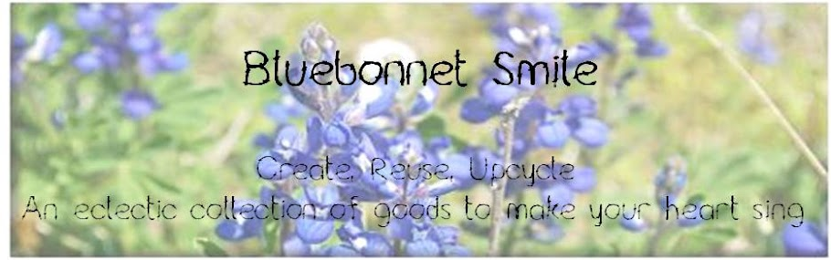 <br><br><center>Bluebonnet Smile</center>