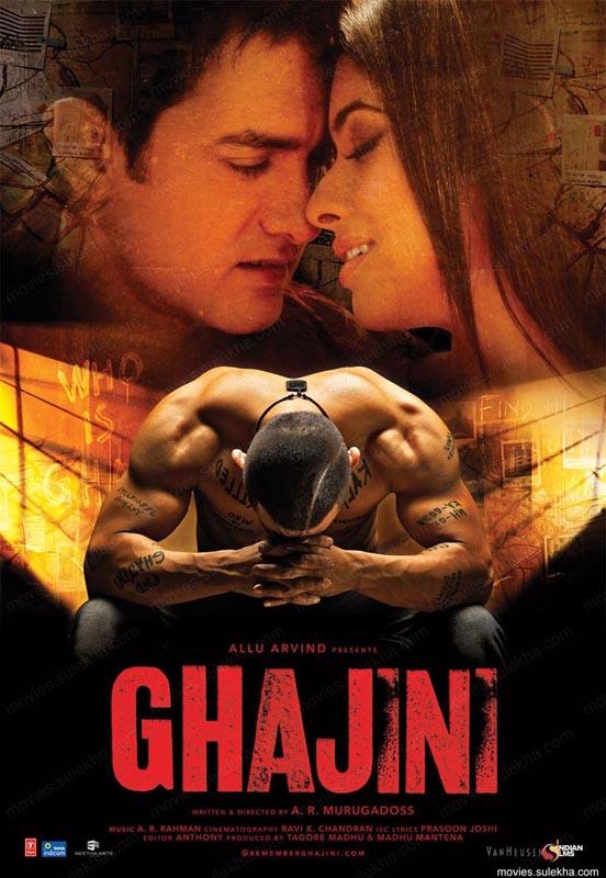 Bolly Links For You: Ghajini 2008 DVDRip