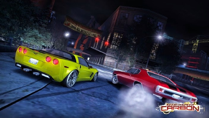 Need for Speed:Carbon Full Torrent İndir