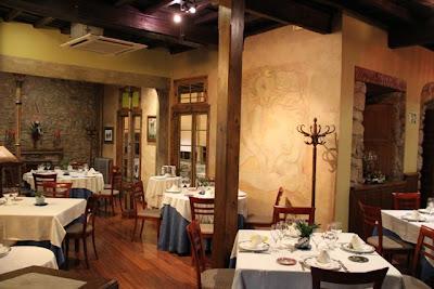 Restaurante La Corrada del Obispo. Blog Esteban Capdevila