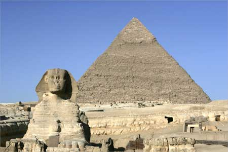 pharaohs pyramids