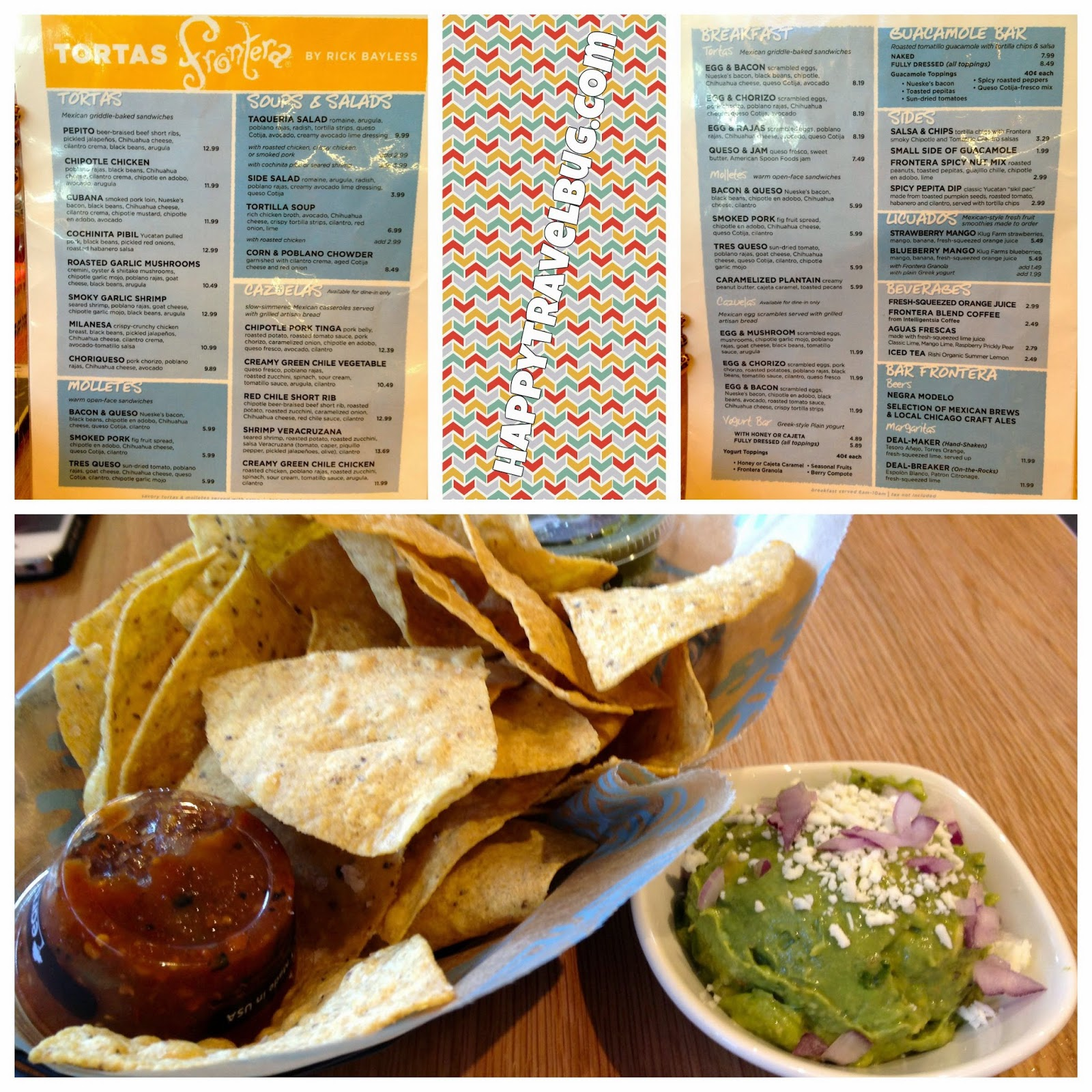Frontera by Rick Bayless at O'Hare International Airport