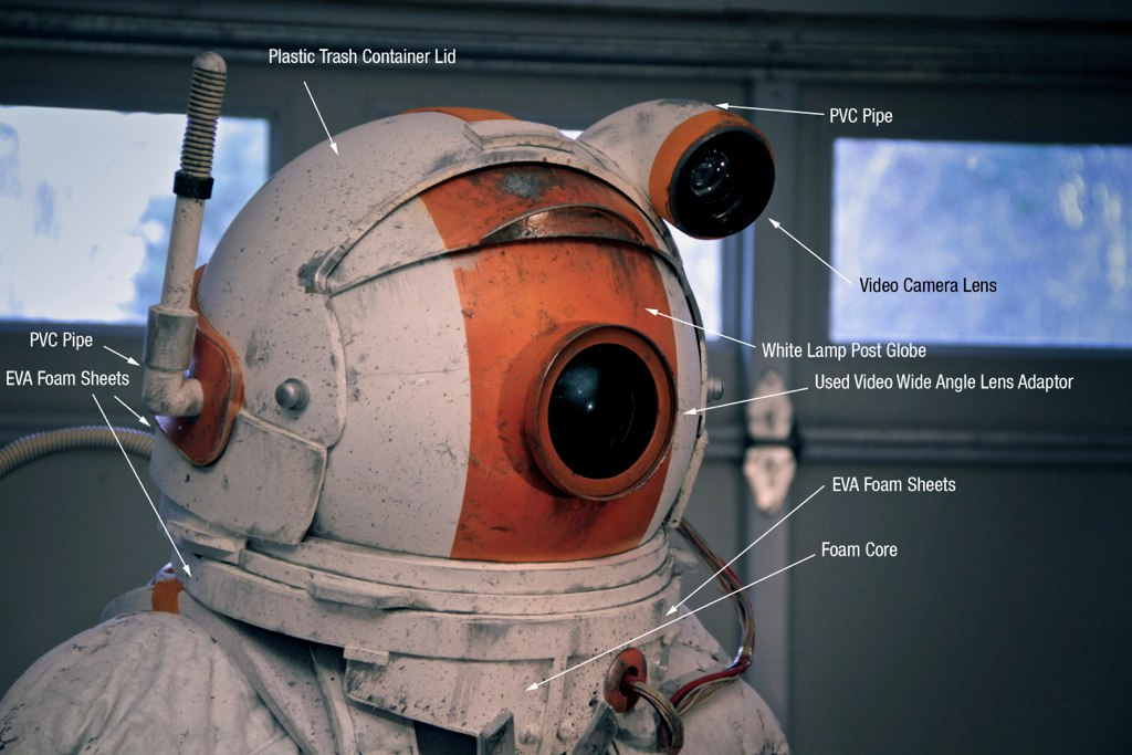 space suit costume diy - photo #21