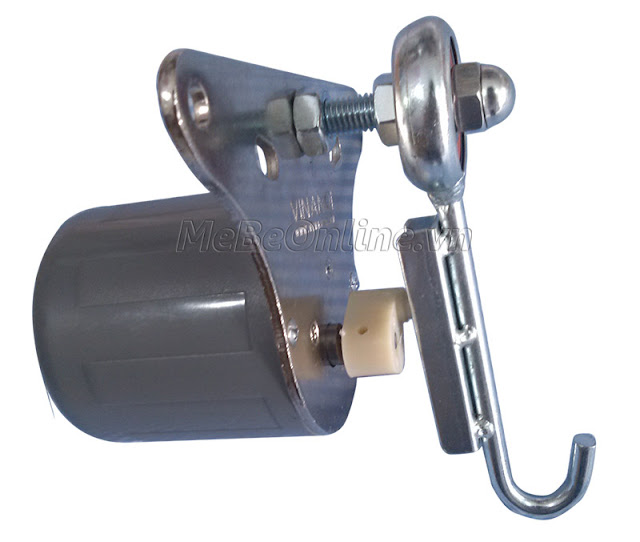 Máy đưa võng tự động cho bé hiệu Vinanoi giá tốt, có sức đưa từ 0 đến 30 kg.