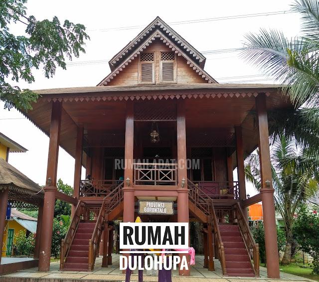 85 Rumah Adat Tradisional Rumah Dolohupa