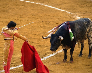 Spain Spanish bull fight