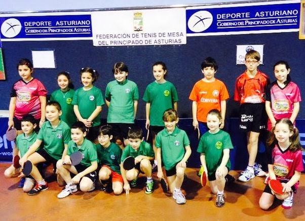 III Torneo Benjamín 2014