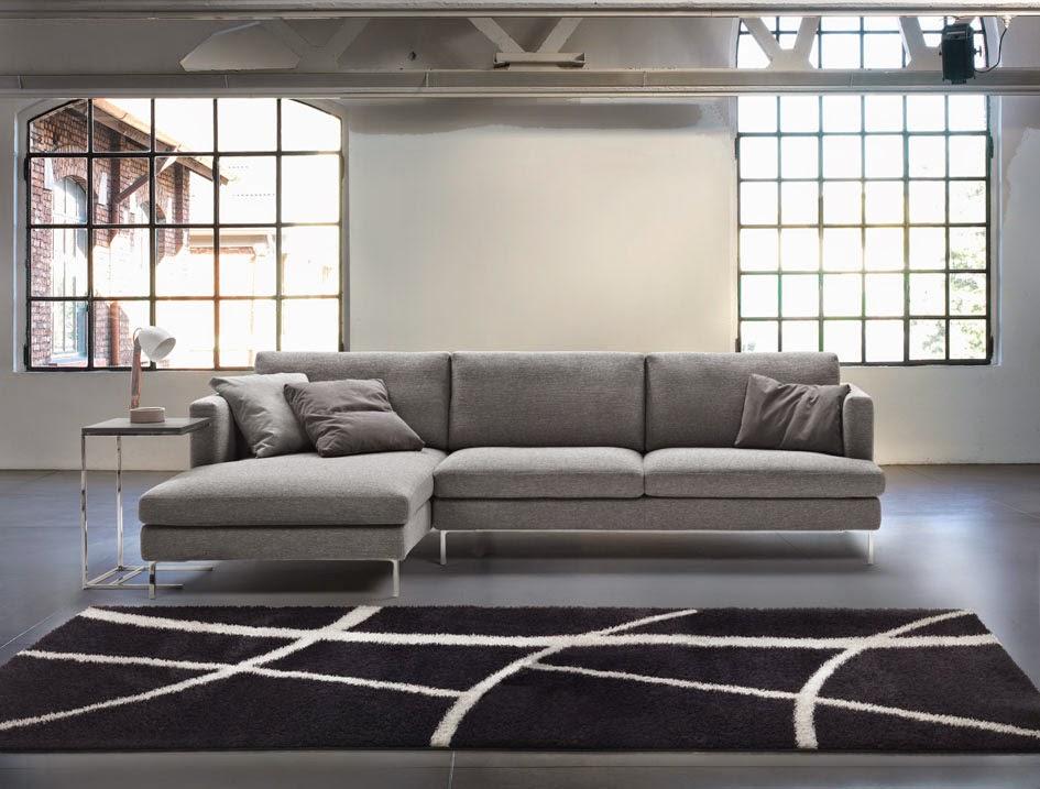 La storia del divano moderno manhattan tino mariani - Divano letto manhattan ...