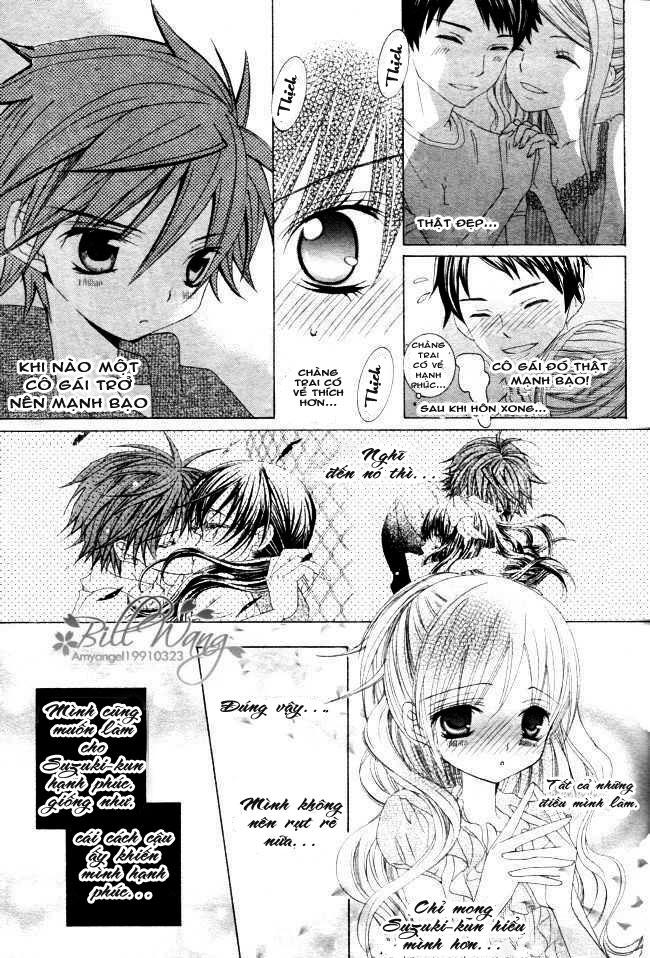 Suki desu Suzuki-kun!! Chapter 12 - Trang 7