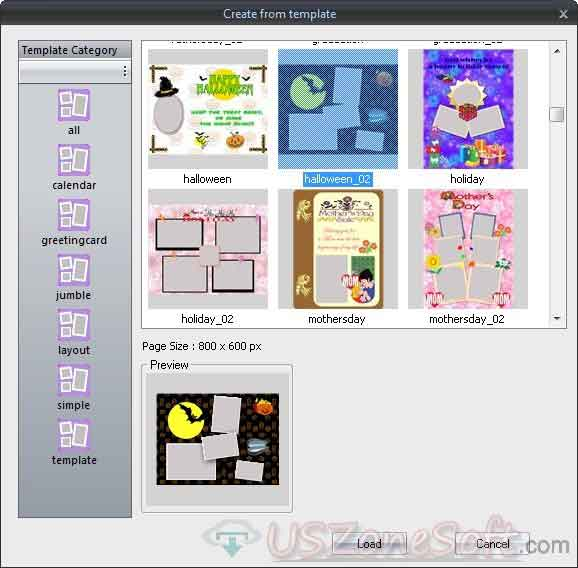 PictureCollageMakerPro Professional Photo Collages Scrapbooks Posters Invitations Calendars Greeting Cards