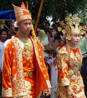 Pakaian Adat Daerah Jambi