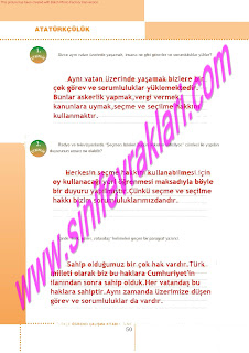 6.Sinif  Turkce Doku Yayinlari Ogrenci Calisma Kitabi Sayfa 50