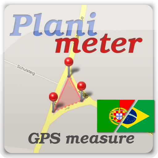 Planimeter in Portuguese