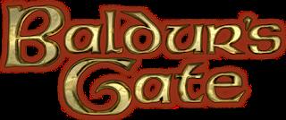 Best Baldur's Gate logo