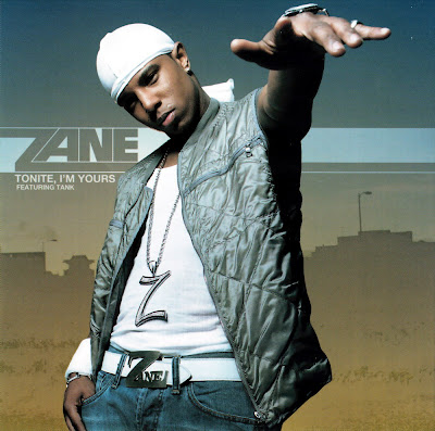 Zane Feat. Tank - Tonite, I\'m Yours-Promo-CDS-2003