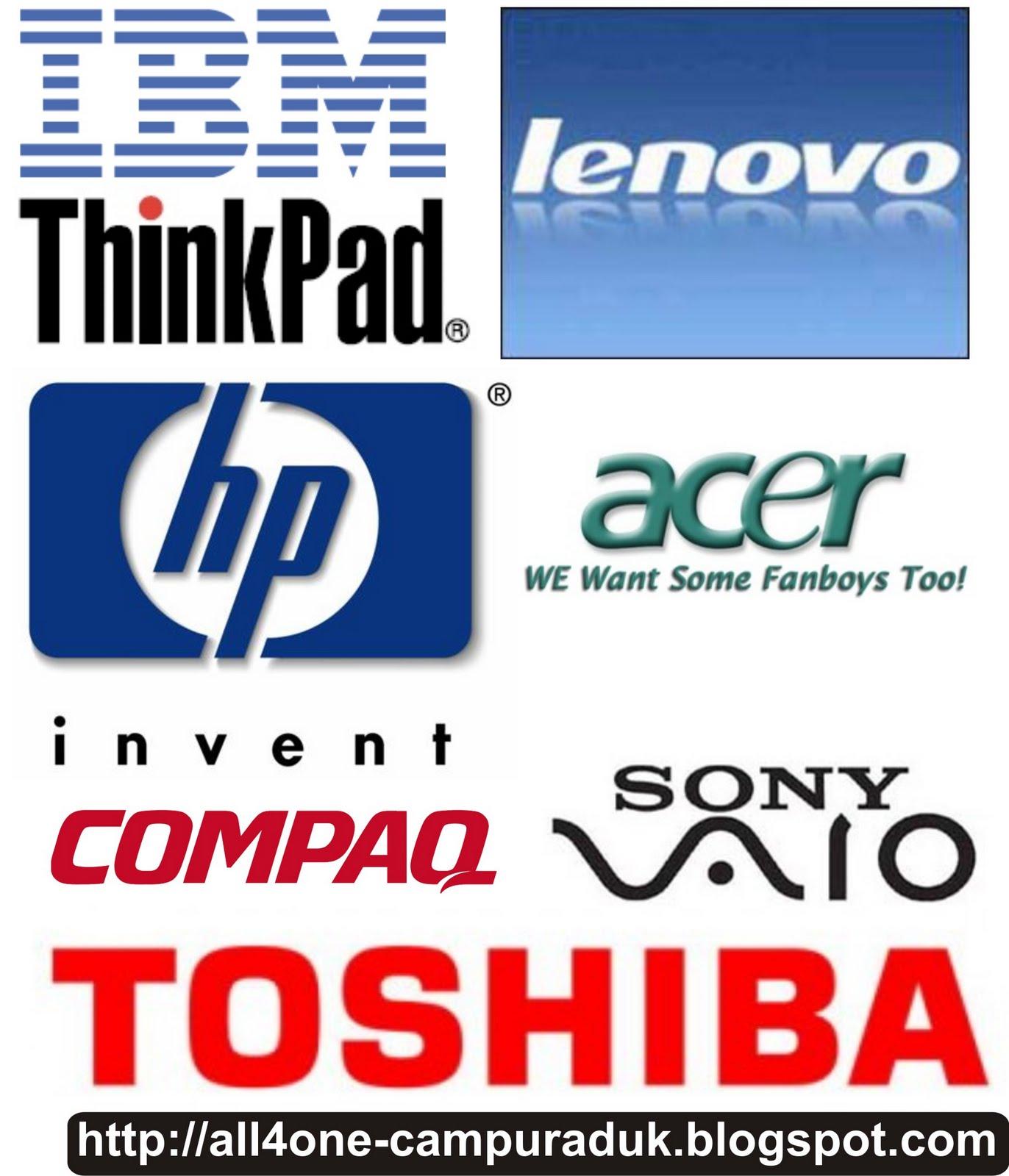 Daftar Link Download Driver Berbagai Merk Laptop (Notebook)