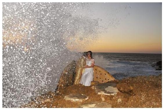 foto da Mar