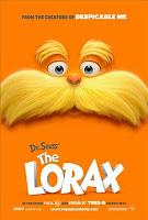 O Lorax: Em Busca da Trúfula Perdida, de Ken Daurio, Cinco Paul & Chris Renaud