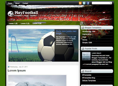 website sekolah sepak bola keren