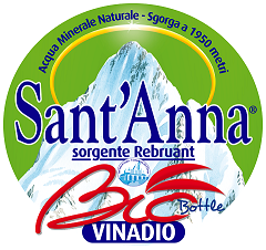 CoLLABORAZIONE Sant'Anna Bio Bottle