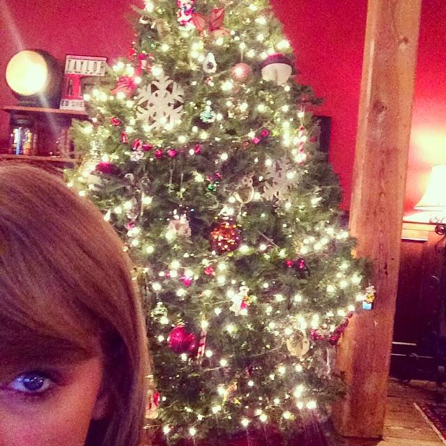 Taylor Swift ama la navidad