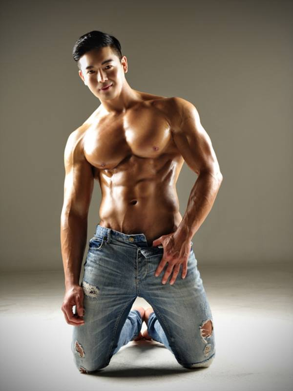 korean strippers in jeans